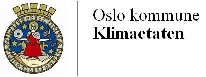 Oslo Kommune Klimaetaten