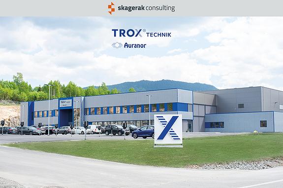 Trox Auranor - Vi søker en forretningsorientert Business Controller