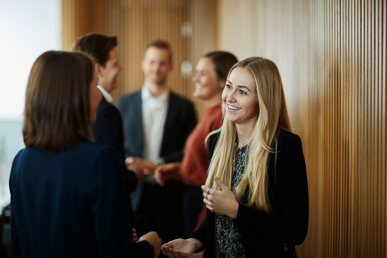 Vil du bli en del av en solid bank i vekst med svært fornøyde kunder og stolte medarbeidere?