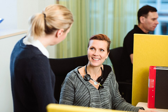 Globalt selskap søker leder kundeservice