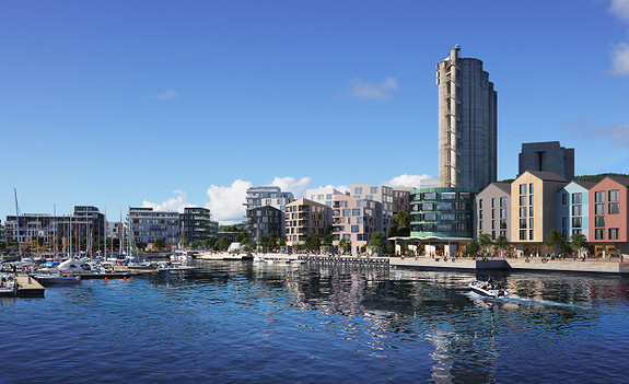 Vil du være med å utvikle en ny kystby en drøy halvtime fra Oslo?