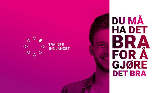 Norges største tverrfaglige traineeprogram – 2 år