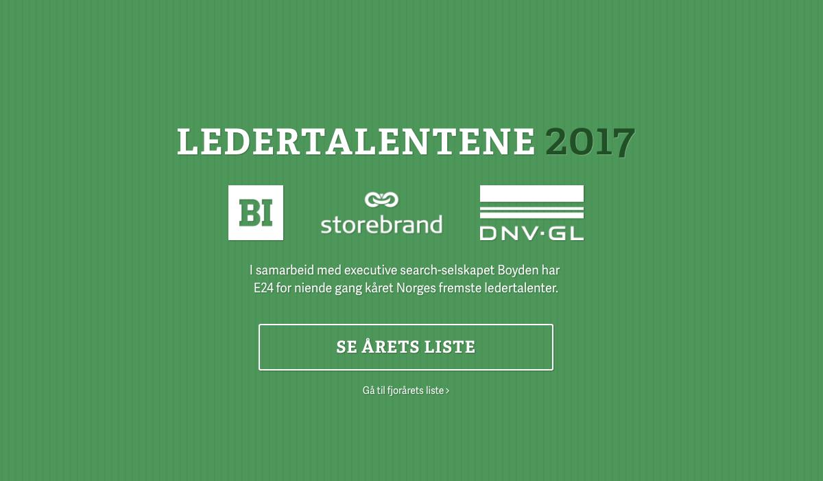 93115449 Ledertalentene - 2017